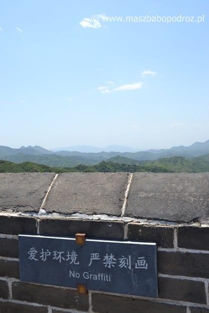 Wielki Mur Jinshanling