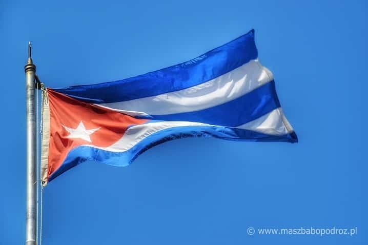 Kuba flaga państwa