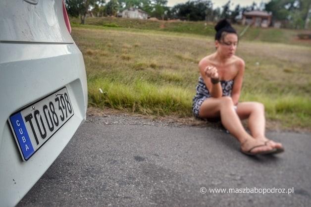 Wypożyczenie samochodu na Kubie.