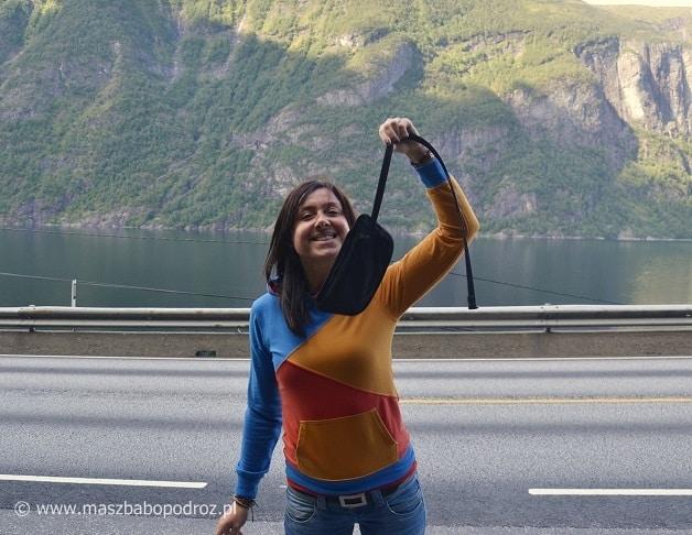 Norwegia. W drodze na Trolltungę.