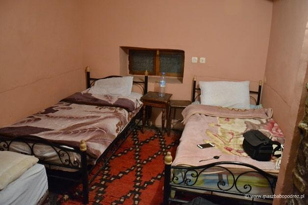 Imlil. Hotel Aksoual.