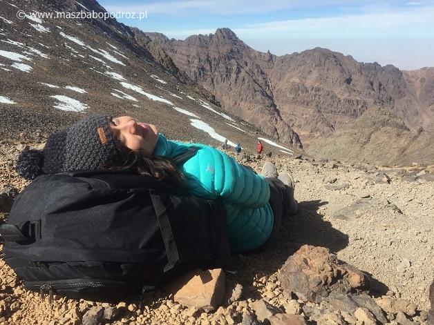 Jebel Toubkal choroba wysokościowa