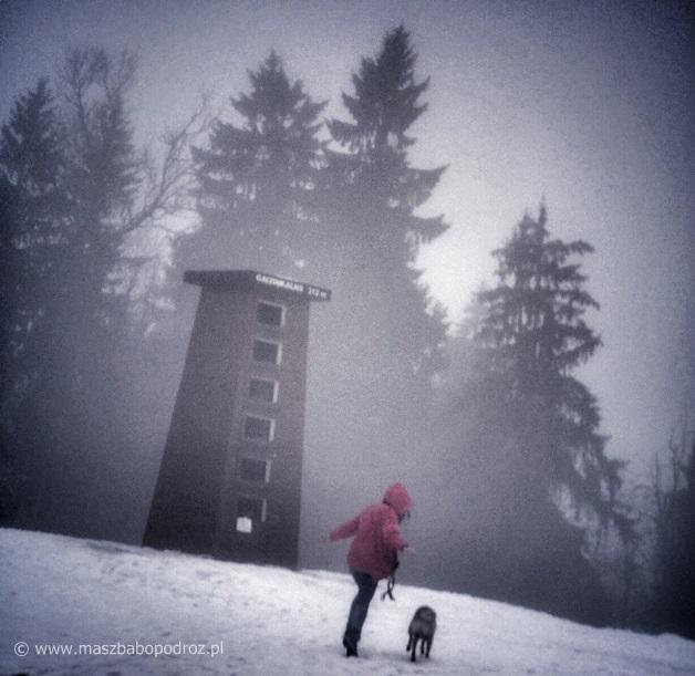 Najwyższy szczyt Łotwy.