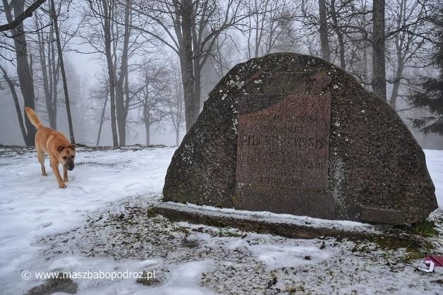 Korona Europy. Najwyższy szczyt Łotwy.