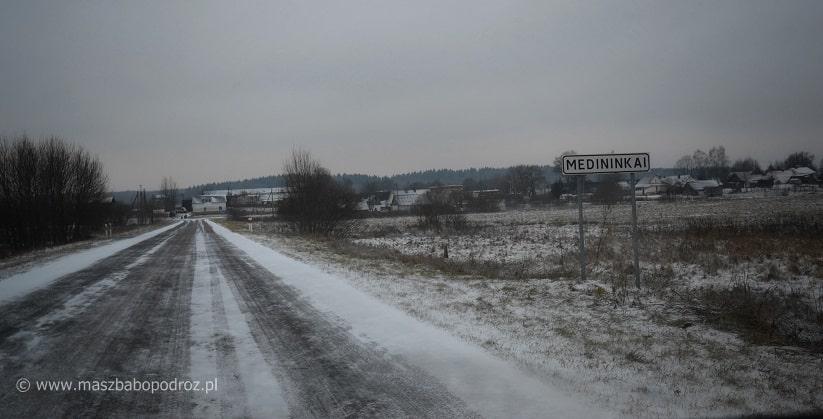 Miedniki Królewskie. Litwa.