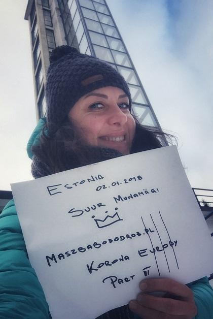 Najwyższy szczyt Estonii.