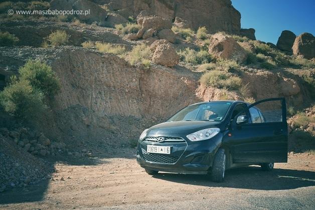 Parkowanie w Maroku
