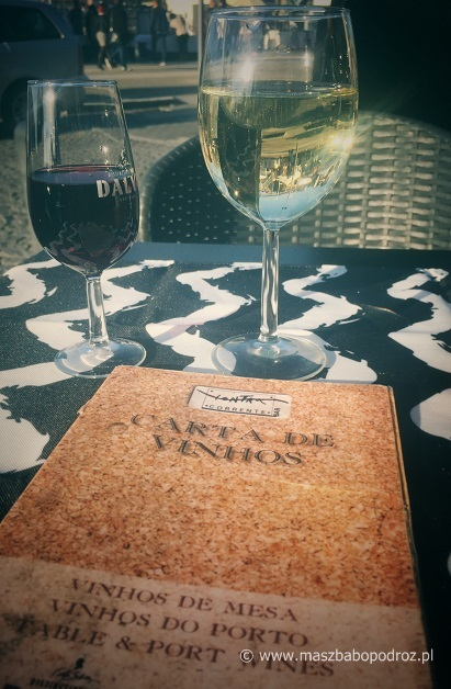 Portugalskie wina.