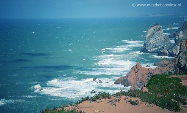 Portugalia. Cabo da Roca.
