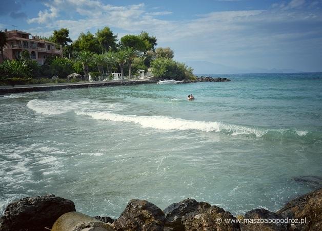Amoudi Beach. Zakynthos.