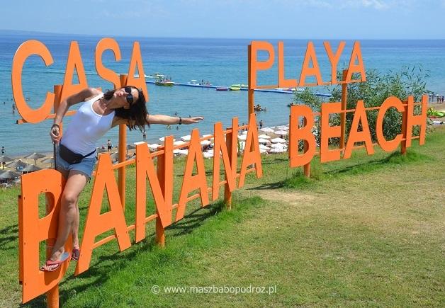 Banana Beach. Zakynthos.