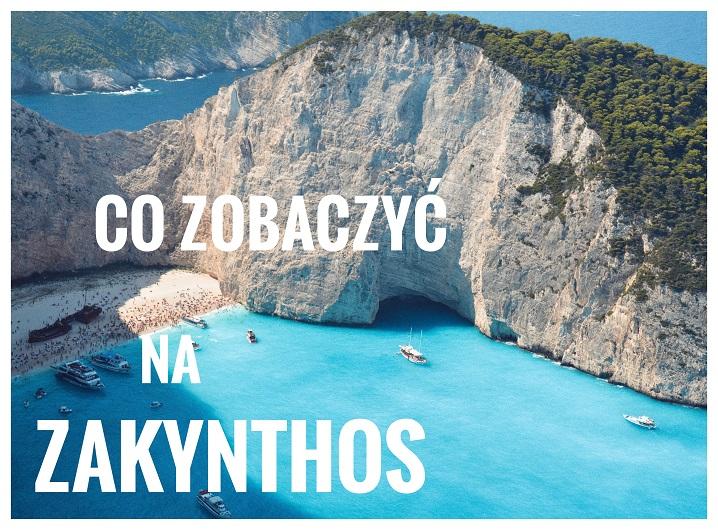 Co zobaczyć na Zakynthos