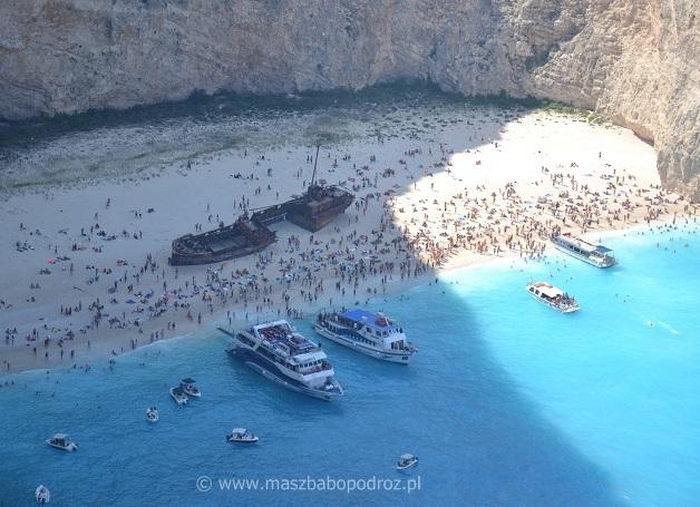 Shipwreck. Zakynthos.
